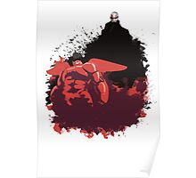 Splashhh! (Big Hero 6) Poster