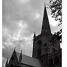English Church by Michael Murphy