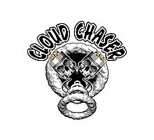 Vaping Skulls: Cloud Chaser Photographic Print