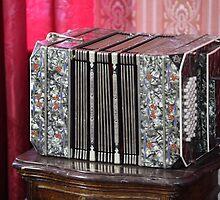 old Harmonica by mrivserg