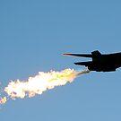 F-111 Dump + Burn by Dan Coates