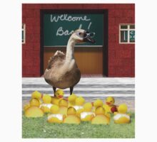 Back to School, my little rubber duckies! Kids Clothes