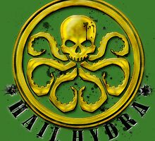 Hydra Traditional colors by Mushi9ink