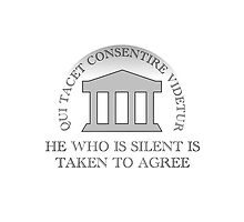He Who is Silent by Secularitee