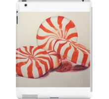 Peppermints Drawing iPad Case/Skin