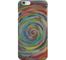 Chaos Spiral iPhone Case/Skin