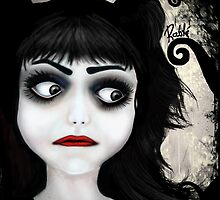 Dear little doll series... EUGENIA by ROUBLE RUST