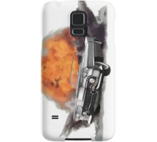 Increase Your Gears: The World Is Exploding! Samsung Galaxy Case/Skin