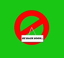 Be Back Ghost by bagdesign