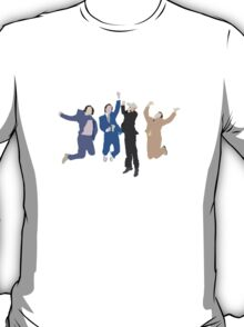 The Channel 4 news team T-Shirt