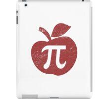 Apple Pie Pi Day iPad Case/Skin