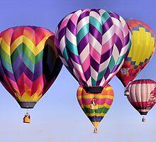 Balloons by kodofotos