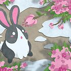 Blossom Bunny by Missy Pena