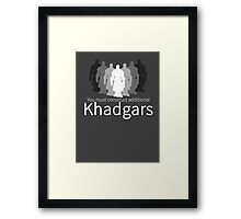 World of Warcraft - Construct Additional Khadgars! Framed Print