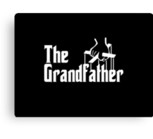 The Grandfather Canvas Print