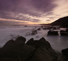Merewether Rock Platform 4 by Mark Snelson