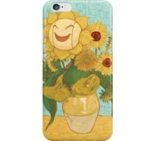 Sunflora iPhone Case/Skin
