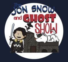 The Jon Snow and Ghost Show by BuckRogers