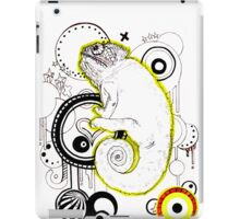 Chameleon Vector Dynasty iPad Case/Skin