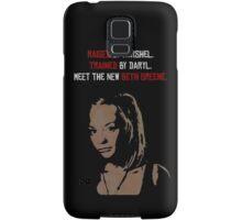 The New Beth Greene. Samsung Galaxy Case/Skin