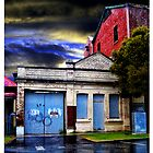 old building perth west aust by alistair mcbride
