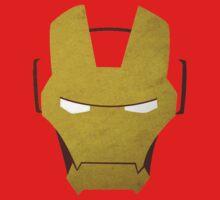 Marvel Comics: Iron Man (Minimalist) by Taren