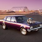 Holden HG Brougham by John Jovic