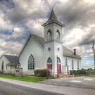 Bethel Lutheran Church by James Brotherton