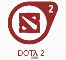 Dota 2 Half-life Style by designbyhuman