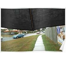 A Walk In The Rain Poster