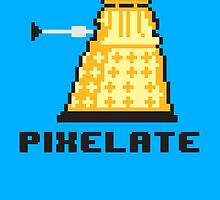 Pixelate by foureyedesign