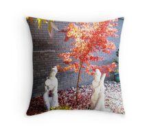 Chinese Gardens - Bendigo, Vic. Throw Pillow