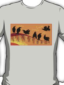 Crow time T-Shirt