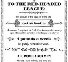 The RedHeaded League by CaptainPolaris
