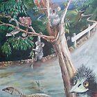 Aussie Animals by Beryl Withnell