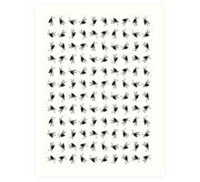 SHERLOCK - Inch High P.I. Art Print