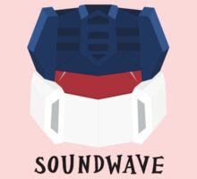 Soundwave [G1] Kids Clothes
