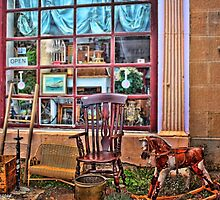 The Antique Shop by wallarooimages