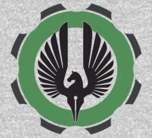 DarkHorse Design Logo Green by DarkHorseDesign