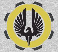 DarkHorse Design Logo Yellow by DarkHorseDesign