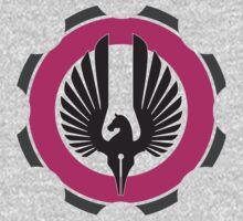 DarkHorse Designs Logo Magenta by DarkHorseDesign