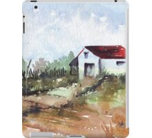 A labourer's cottage iPad Case/Skin