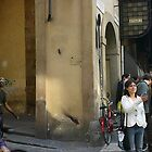 Ponte Vecchio, Florence, Italy by moxnat3