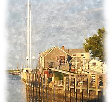 Nantucket by Peter Stratton