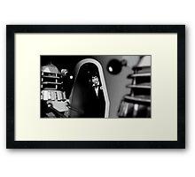 The Power of the Daleks Framed Print