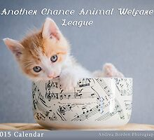 ACAWL Calendar 2015 by Another Chance Animal Welfare League