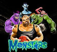 The MonStars by juggman29