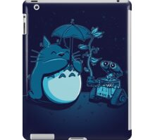 A plant for the future iPad Case/Skin