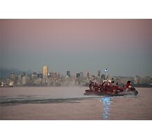 Canadian Coast Guard Photographic Print