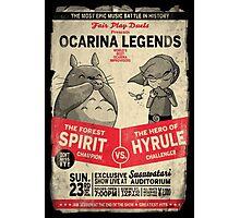 Ocarina Legends Photographic Print